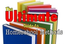 Homeschool Methods/ Learning Styles