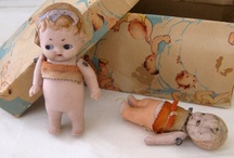 Dolls and toys / by Harrach Glass