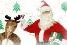CHRISTMAS COSTUMES- ACCESSORIES - DISFRACES Y COMPLEMENTOS DE NAVIDAD / #Christmas #costumes: Santa, Miss Santa, Angel. Elfs, Christmas tree , hats,wigs.. #Disfraces de #Navidad - Papa Noel, Reyes Magos, Pastores...
