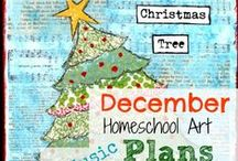 Christmas learning activities / by Homegrown Learners