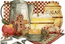 All Things Gingerbread!!!! :) / by Kasandra Doughty