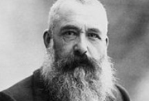 Artist - Claude Monet / (14 November 1840 – 5 December 1926) was a founder of French impressionist painting, and the most consistent and prolific practitioner of the movement's philosophy of expressing one's perceptions before nature, especially as applied to plein-air landscape painting
