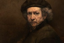 Artist - Rembrandt / (15 July 1606 – 4 October 1669) was a Dutch painter and etcher. He is generally considered one of the greatest painters and printmakers in European art history and the most important in Dutch history.[2] His contributions to art came in a period of great wealth and cultural achievement that historians call the Dutch Golden Age when Dutch Golden Age painting, although in many ways antithetical to the Baroque style that dominated Europe, was extremely prolific and innovative.