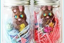 Easter Party Ideas / Easter party ideas  --   Easter cakes, Easter dinner, decorations, party foods and favors. See more party ideas at CatchMyParty.com.