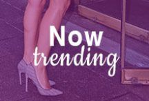 Now Trending / The latest must have styles, colors, and trends / by ShoeBuy