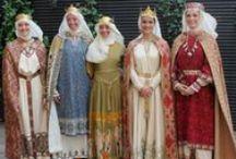 MEDIEVAL INSPIRATION / #medieval #trajes