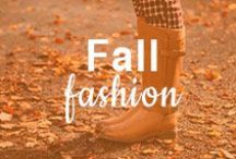 Fall Fashion / Playing in the leaves is more fun in cute boots. Boots + Layers, bring it on fall outfits!   / by ShoeBuy
