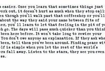It's Called Heartbreak / But, I still loved you... / by Emily Butzakowski