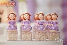 Sofia the First Party Ideas / Sofia the First Princess party ideas for girl birthdays  --   cakes, decorations, party foods and favors. See more party ideas at CatchMyParty.com.
