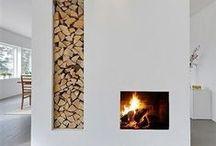 Femkeido ♡ Fireplaces