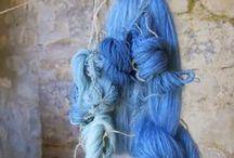 bleu de Nimes (denim)