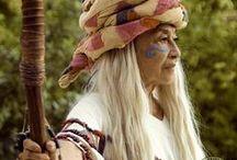 Udigan - Völva - Veleda - Medecine Woman - Priestesses