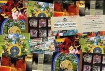 The Vision Board the secret to an extraordinary life  by Joyce Schwarz