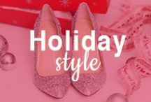 Holiday 2015 / Tis' the season of giving and ShoeBuy has the gifts you love to give and they love to get. From the seasons latest boots to hat and mitten sets, we invite you to cozy up and get into the holiday spirit with us.   / by ShoeBuy