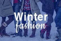 Winter Wonderland / Baby, it's cold outside! Here's our winter-inspired style picks that will keep you cozy and cute all winter long. From warm slippers to winter outfits that make you want to bundle up we have you covered.