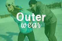 Outerwear / Explore everyday apparel and gear built for your outdoor lifestyle. Our favorite mix of fashion and technical.  / by ShoeBuy