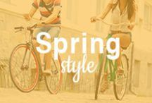 Spring Style / From sandals to maxi dresses to bold handbags, styles we are loving for the spring season! / by ShoeBuy