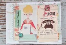 Scrapbooking / by Style Me Sweet Design