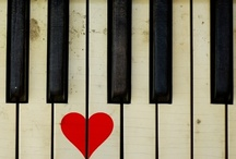 Music / Music rocks. / by Janice Chan