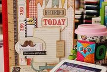 Smash Books / by Style Me Sweet Design