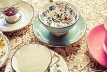 tea time / tea is a magic tool / by sylvanfairy