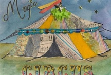 fairy circus / the ramshackle fairy circus came to town / by sylvanfairy