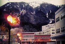 Alaska Bucket List / List of things to see and do in Alaska when we move.  / by Shannon Sadler