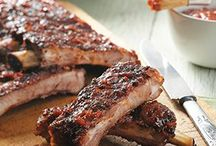 Pork, Bread, and Southern Comfort Foods