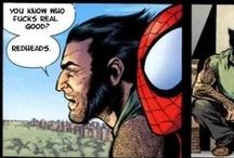 Comic Books / My Favorite Comic Books