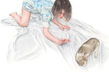 Felidae / by Daniel Knobelsdorf