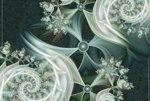Art:  Zentangle and Fractals / Fascinating! / by Anita Freeman