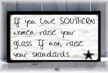 Put A Twang In It ;) / it's simply southern sophistication ya'll <3