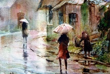 Art:  Drawing/Watercolor/Painting / by Anita Freeman