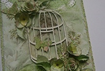 Cards:  Birds & Bird Cages / by Anita Freeman