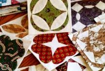 Quilts: Blocks / My personal quilt block catalog - love to look at these blocks to get ideas! / by Anita Freeman