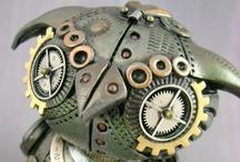 Steampunk...not sure what it's all about but I LIKE it! ;P / by Alda LaFerlita Cincinnati
