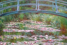 Monet ♥ / Love, love, love...