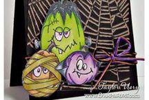 Cards:  Halloween / by Anita Freeman