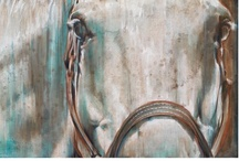 Sean Rush Fine Art - Equine Series