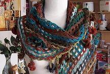 Crochet Scarves / by Joanne Towne