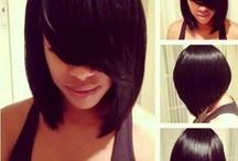 Hair. / by Ashley Fullen