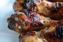 Chicken, turkey, Wild Birds