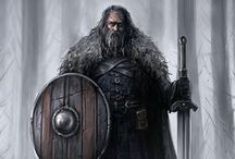 The Ragnarok Era (Writing Inspirations) / Norse Mythic fantasy