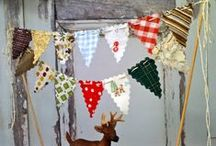 Buntings / by Style Me Sweet Design