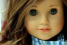American Girl Doll / by Style Me Sweet Design