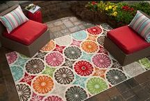 Porches and Patios / Screened-in porch and patio ideas. Decor, cleaning, and more!