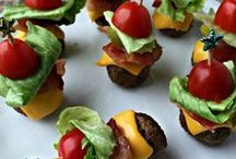 Fun Foods / Appetizers, snacks and other goodies for any and all occasions!