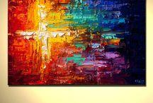 lisa loves ART / by Lisa Loves Rainbows