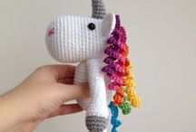 lisa loves to CROCHET / stitchy hooker / by Lisa Loves Rainbows