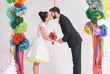 lisa loves WEDDINGS / by Lisa Loves Rainbows